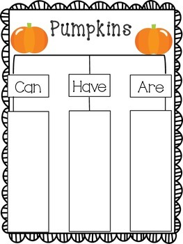 Fall & Halloween Theme Leveled Texts and Organizers {Main Idea and Details}