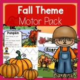 Fall Theme Motor  Pack