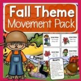 Fall Theme Movement Pack