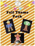 Fall Theme Pack