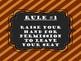 Whole Brain Teaching Rules Fall Theme FREEBIE