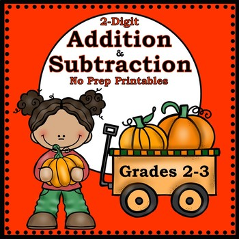 Addition and Subtraction - Fall Themed
