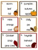 Fall Themed ABC Order Scoot