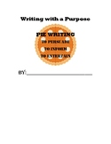Fall Themed Author's Purpose Writing
