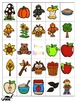 Fall Themed Bingo for Speech Therapy