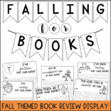Fall Themed Book Reviews & Display
