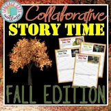 Fall Themed Collaborative Writing Activity