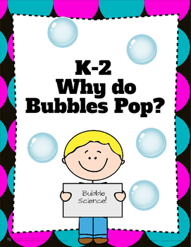 Primary Bubble Activity: Why do Bubbles Pop?