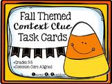 Context Clue Task Cards