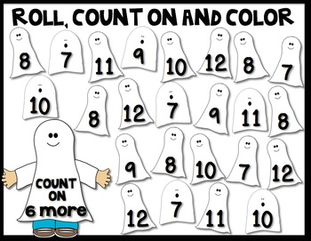 Fall-Themed Counting On Games