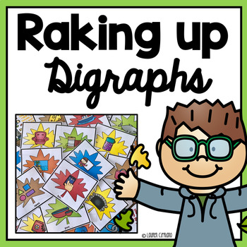 Fall Leaves Digraph Game (Ch, Sh, Th, Wh)