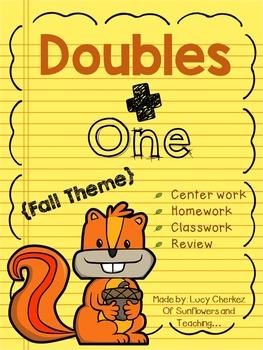 Doubles Plus One Activity