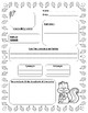 Fall Themed Graphic Organizers & Literacy Center Recording Sheets