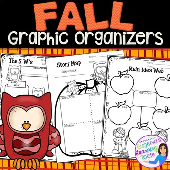 Graphic Organizers for Reading Comprehension, Fall