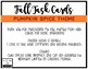FALL MATH Task Cards: Basic Operations (72 CARDS)