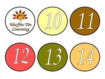 Fall Themed Math Center Games .2