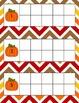 Fall Themed Math Centers
