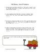 Fall Themed Money Math Worksheets
