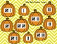 Fall-Themed Number Tower Mats