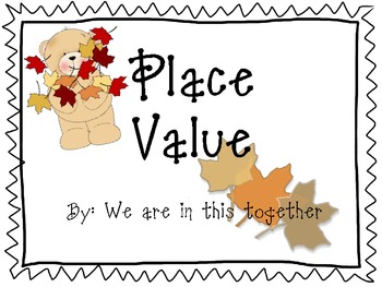 Fall Themed Place Value