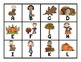 "Fall Themed ""Roll, Say, Keep!"" Game, Center, Printables  Common Core"