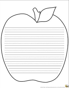 Thanksgiving Shape Books: Pumpkin, Maple, Oak, Apple, Acorn & Turkey Template!