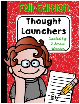 Fall Thought Launchers- Creative Writing Prompts