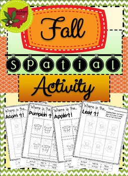 Fall-Time Spatial Activity