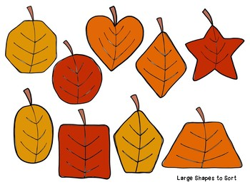 Fall Tot School: Lesson Plans and Activity Pack