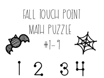 Fall Touch Point Puzzle