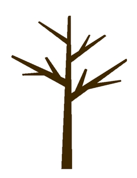 Fall Tree 1-20 Sorting