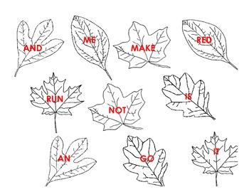 Fall Tree Activity