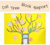 Fall Tree Book Report (w/ rubric)
