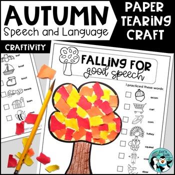 Fall Tree Speech Craft