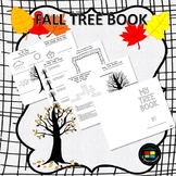 Fall Tree Study, Make Your Own Book