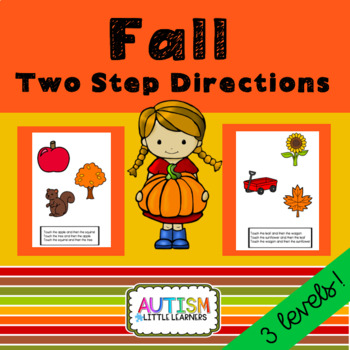 Fall- Two Step Directions