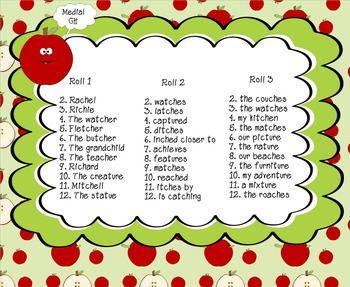 Fall Under the Speech Spell: Articulation Sentences Pack (R,S,L,SH,CH,TH)