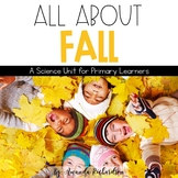 Fall Unit: Activity Sorts, Fall Leaf Life Cycle, Interactive Notebook, & Craft,