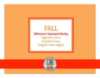 Fall Utterance Expansion Books