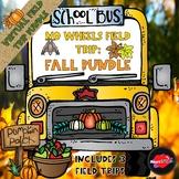 Fall Virtual Field Trip BUNDLE: 3 Trips Included - Distanc