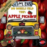 Fall Virtual Field Trip for Google Slides: Apple Orchard -