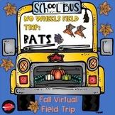 Fall Virtual Field Trip for Google Slides: Bats  - Distanc