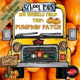 Fall Virtual Field Trip for Google Slides: Pumpkin Patch -