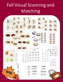 Fall Visual Scanning and Matching