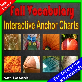 Fall Vocabulary