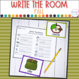 Fall Write The Room and Word Boxes