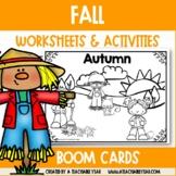 Autumn- Vocabulary Pack