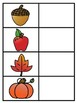 Fall Vocabulary Sort