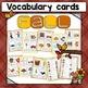 Fall Vocabulary