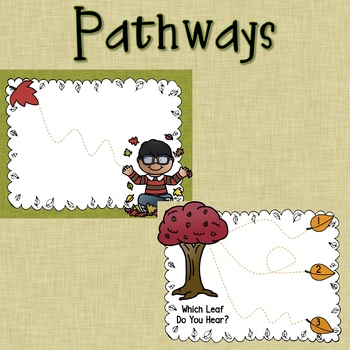 Fall Vocal Exploration Pathways {Leaves are Falling}